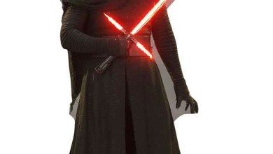 2046 kyloren swfa 46 1 - Star Wars: The Force Awakens: The Pathway To Unnatural Abilities.