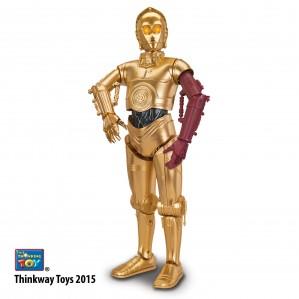 Thinkway C3PO