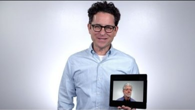 Photo of J.J. Abrams discusses the early development of Star Wars: The Force Awakens!