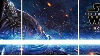 Photo of Star Wars: The Force Awakens Finn Banner Revealed!