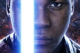 FINN POSTER - CNET has a really fun John Boyega Star Wars: The Force Awakens article