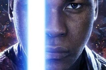 FINN POSTER1 - New International Trailer for Star Wars: The Force Awakens! Updated with screen shots!