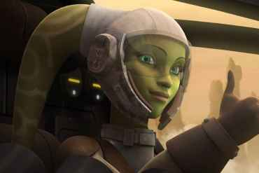 "HERA PILOT - Star Wars Rebels ""Wings Of The Master"" Clip Released!"