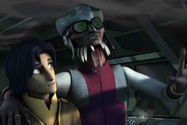 "HONDO - Star Wars Rebels ""Brothers Of The Broken Horn"" Airs Tonight!"