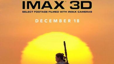 Photo of IMAX Exclusive Star Wars: The Force Awakens Poster Revealed!