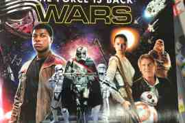 Movie Magic1 - Movie Magic's Star Wars: The Force Awakens issue is on newsstands!