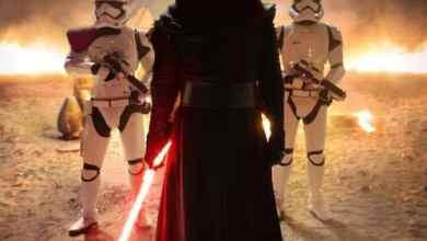 Photo of New Image Of Kylo Ren From Star Wars: The Force Awakens!