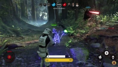 Photo of Star Wars Battlefront: Emperor as a Stormtrooper Glitch
