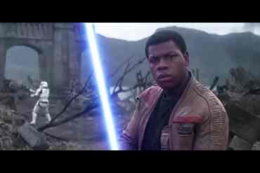image9 - Brand New Star Wars: The Force Awakens TV Spot Featurning Finn!