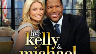 Photo of LIVE with Kelly and Michael to have the stars of Star Wars: The Force Awakens!