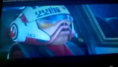 Photo of High-res Star Wars: The Force Awakens TV spot shows Poe, Jessika Pava, and Nien Nunb