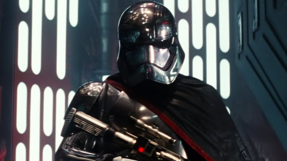 The Last Jedi, Captain Phasma, Star Wars