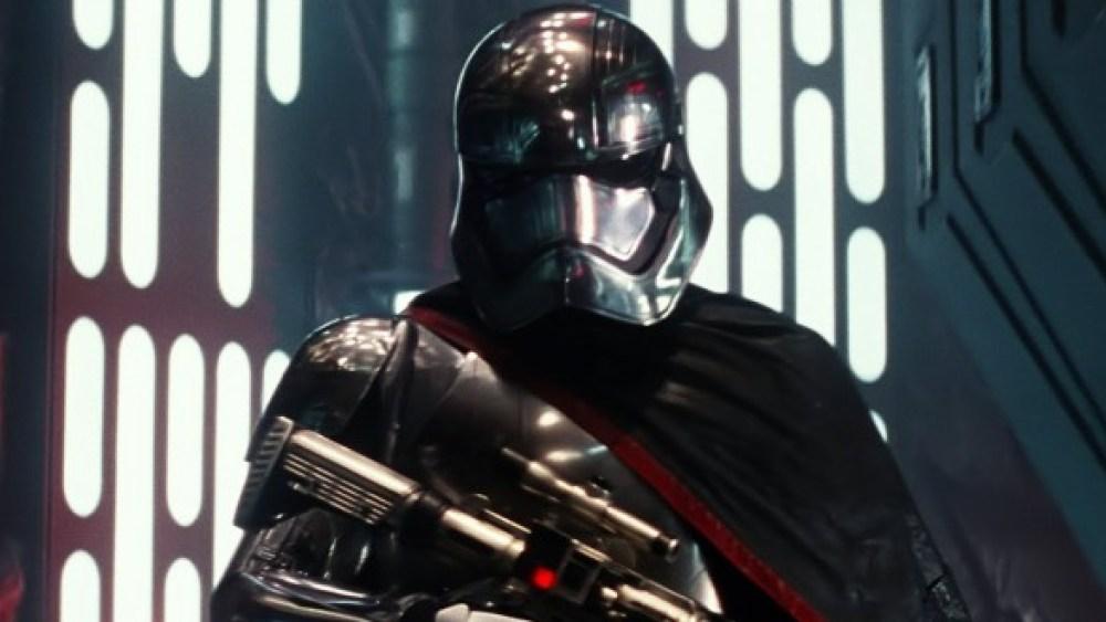 The Last Jedi, Captain Phasma, Star Wars