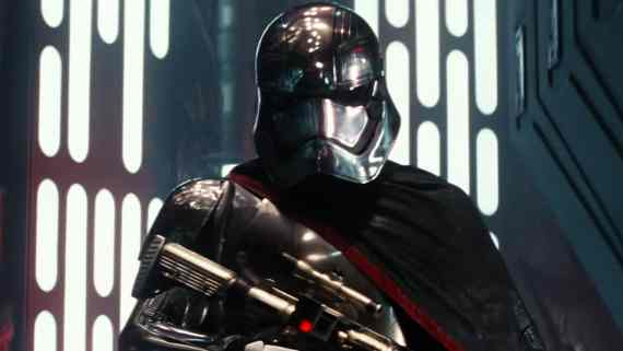 Phasma - Around the Galaxy: Star Wars News & Notes - July 31st