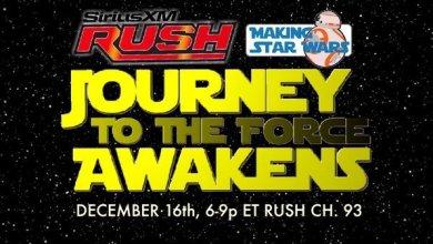 Photo of Star Wars: The Force Awakens Special! Hear MakingStarWars.net on Sirius!