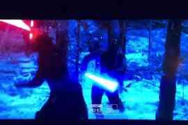 """brief star wars the force awaken - Brief Star Wars: The Force Awakens TV Spot shows """"The Kylo Spin!"""""""
