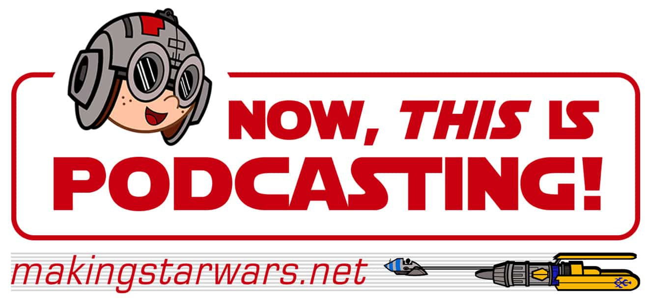 Photo of A few Star Wars: The Mandalorian photos and Now, This is Podcasting! Episode 261! Episode IX Leaks!