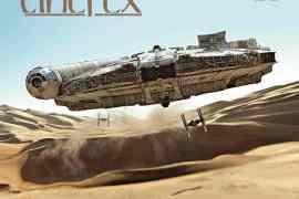 Cinefex 145MSW - Exclusive look at Cinefex 145 confirms Star Wars: The Force Awakens' saber lighting technique!