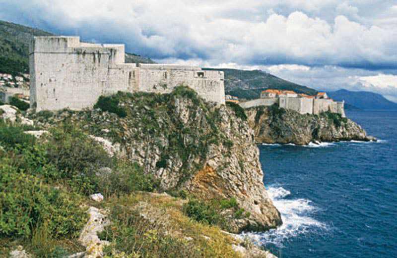 Dubrovnik Fort of St Lawrence