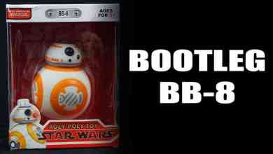 Photo of Hilarious BB-8 Bootleg Toy From Star Wars: The Force Awakens!