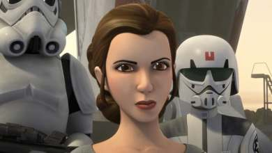Photo of Princess Leia Coming To Star Wars Rebels On January 20th!