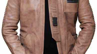 Photo of Review: Finn/Poe replica jacket from Hexder