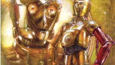 Photo of First look at how C-3PO got his red arm from Star Wars: The Force Awakens
