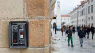 Photo of Fancy control panels on Dubrovnik Star Wars: Episode VIII set