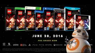 Photo of Lego Star Wars: The Force Awakens Trailer Hits!