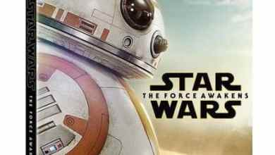 Photo of Wal-Mart exclusive Star Wars: The Force Awakens Blu-Ray cover?
