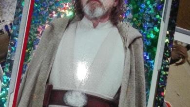 Photo of New photo of Luke Skywalker from Star Wars: The Force Awakens!