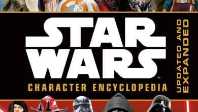 image 3 - Updated Star Wars Character Encyclopedia Coming This April!