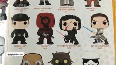 Photo of New York Toy Fair 2016: Brand New Star Wars: The Force Awakens Funko POPs Include Luke Skywalker!