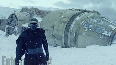Photo of New look at deleted scenes from Star Wars: The Force Awakens!