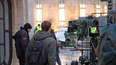 Photo of New video of the Star Wars: Episode VIII Dubrovnik set