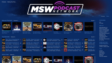 Photo of Podcasts update! All MSW Network shows in one location plus Google Play Music!