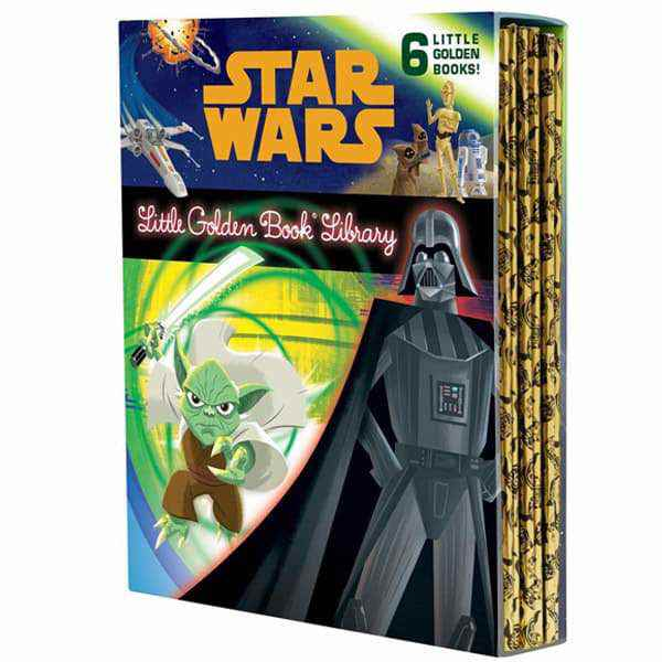 Star-Wars-Little-Golden-Book-Library
