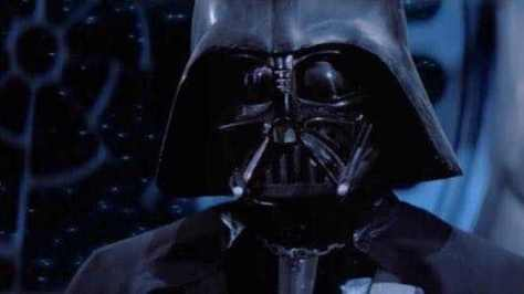 Darth Vader Return of the Jedi