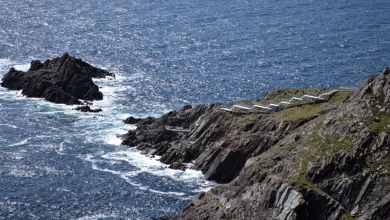 Photo of Beautiful video and photos of Star Wars: Episode VIII's Dunmore Head location!
