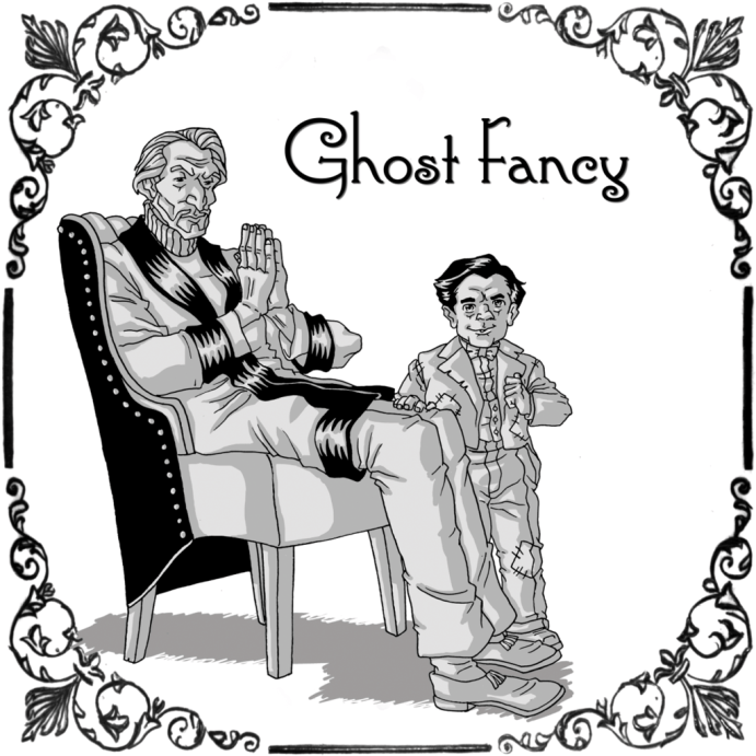 "Check out ""Ghost Fancy: True Paranormal Tales from the Internet Retold!"""