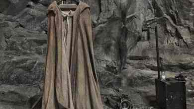 Photo of Rian Johnson shares a photo of what looks like Luke Skywalker's cloak
