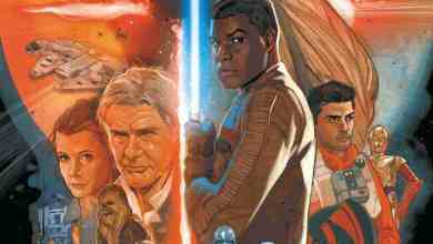 Photo of Comic Preview: Marvel's Star Wars: The Force Awakens #1