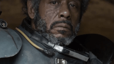 Photo of Saw Gerrera was created for Star Wars: Underworld or one of the spin-off shows!