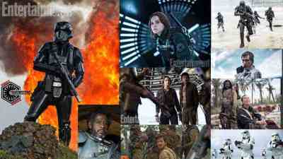 """""""First Order Transmissions"""" #210: Rogue One News Drop!"""