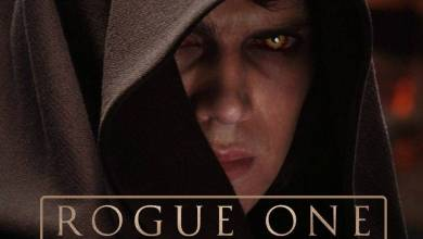 Photo of Hayden Christensen and Han Solo not appearing in Rogue One: A Star Wars Story