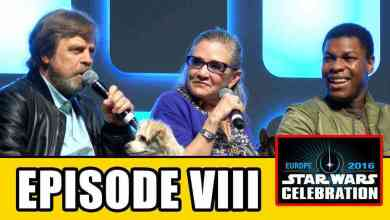 Photo of Check out the Star Wars: Episode VIII Panel from Celebration Europe!