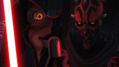 Photo of Darth Maul was supposed to die in Star Wars Rebels Season 2