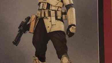 Photo of New image of the Shoretrooper from Rogue One: A Star Wars Story!