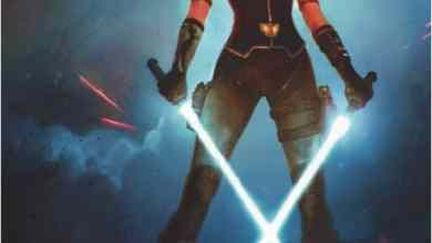 Photo of Star Wars: Ahsoka cover revealed