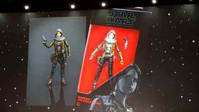 Photo of Hasbro Star Wars The Black Series Jyn Erso Revealed at Celebration!